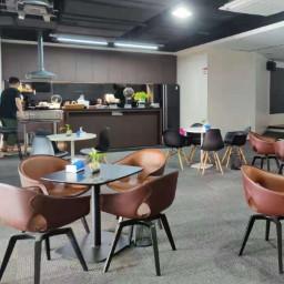Lite Carbon event room